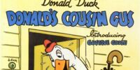 Donald's Cousin Gus
