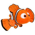 Mini Bean Bag Nemo Plush Toy -- 9'' L