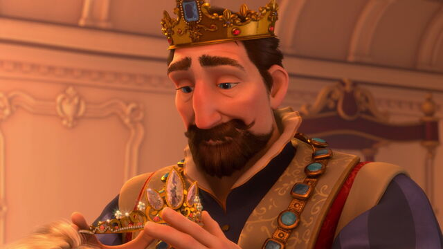File:The King with a crown.jpg