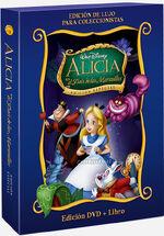 Alicia en el país de las Maravillas DVD 2010 especial
