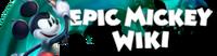 Epic Mickey Wiki-wordmark