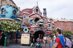 RRCTS in Disneyland