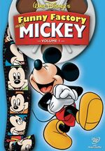 Funny Factory with Mickey