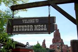 Thunder mesa