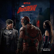 Dardevil Season 2 Costume Poster