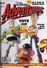 Disney Adventures Magazine australian cover November 1996 Toy Story