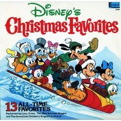 Disneys christmas favorites
