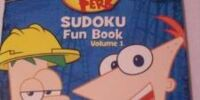 Phineas and Ferb Sudoku Fun Book Volume 1