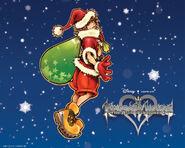 Christmas Sora wallpaper-1000×800