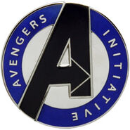 DSF - Avengers Initiative logo (Thor release surprise pin)