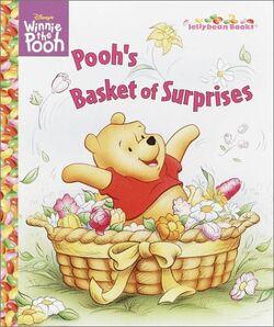 Poohs basket of surprises