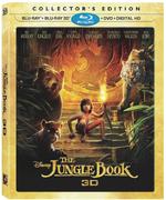 Jungle Book 2016 3D blu-ray