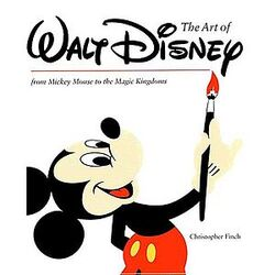 300px-The Art of Walt Disney book cover