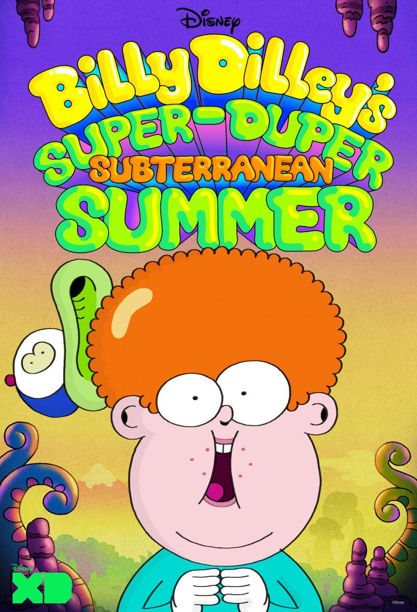 billy dilleys superduper subterranean summer disney