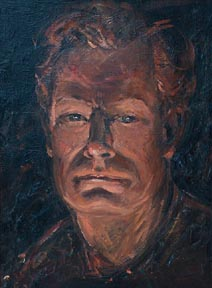Meador Joshua Self Portrait Mid