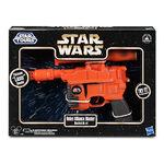 Star Wars Rebel Alliance Blaster Toy in box