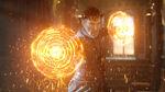 Doctor Strange Magic Circles