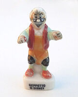 Geppetto figurine