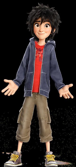 Hiro Hamada Disney Wiki Fandom Powered By Wikia
