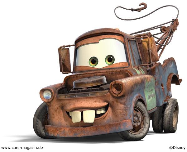 Cars  Charactera