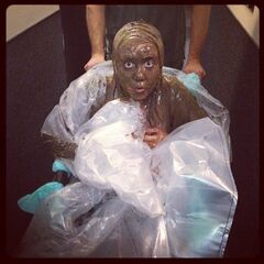 i found the photo from jennifer veal in mud image in instagram