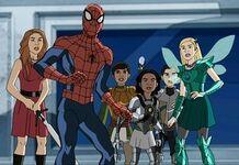 Jessie and Spiderman