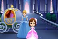 Disney-magical-world - cinderella's-world