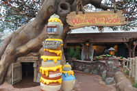 The Many Adventures of Winnie the Pooh Magic Kingdom