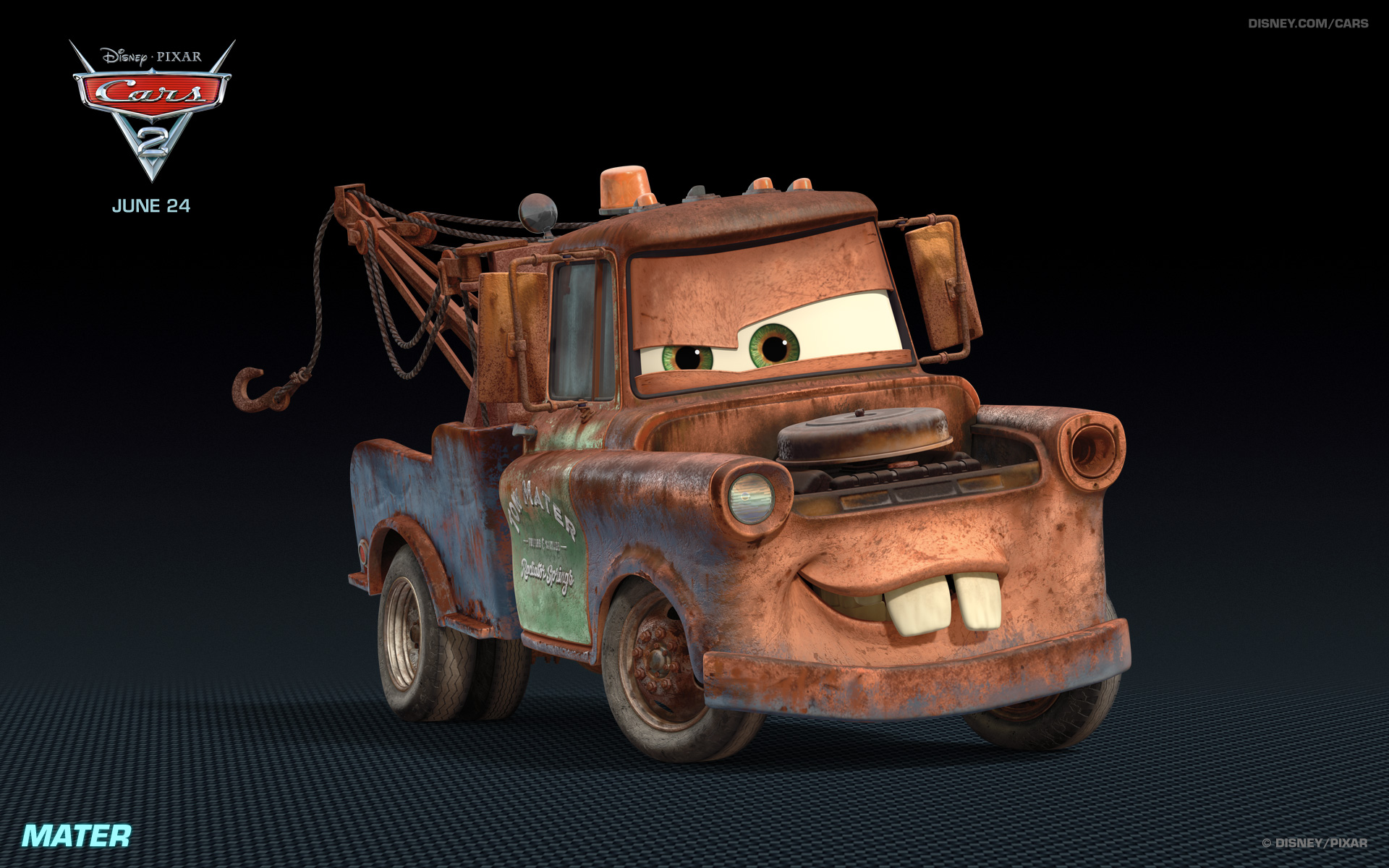 Falcon Auto Salvage >> Tow Mater | Planes Wiki | FANDOM powered by Wikia