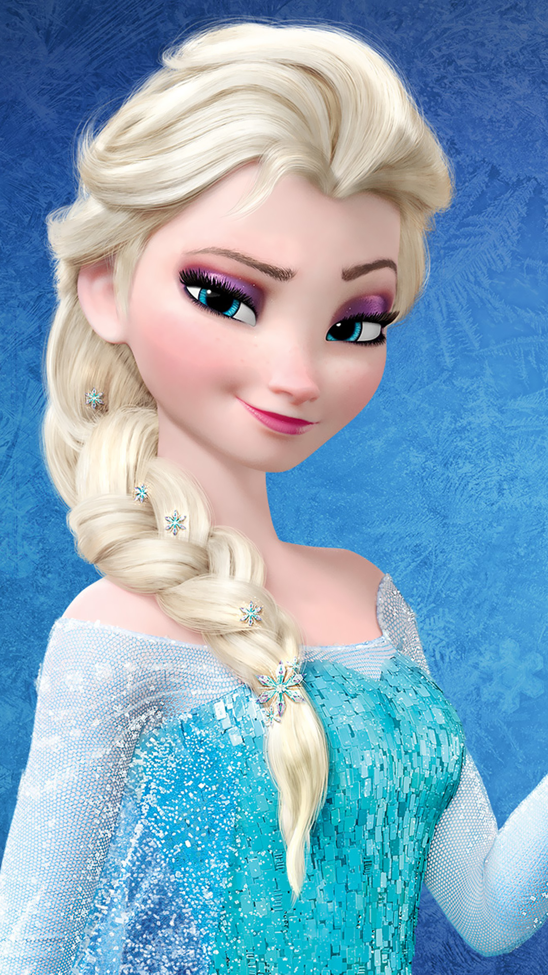 Plik elsa frozen cartoon mobile wallpaper 1080x1920 3466 - Frozen cartoon wallpaper ...