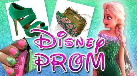 Disney Princess Prom Style - Prom Lookbook