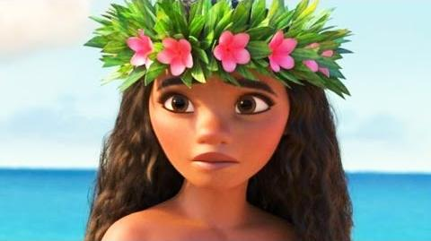 Moana Trailers and Clips Disney