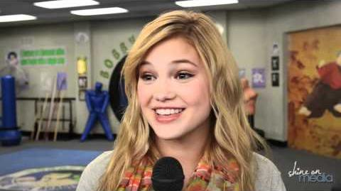 "Leo Howard, Olivia Holt & Cast Talk ""Kickin' It in China"""