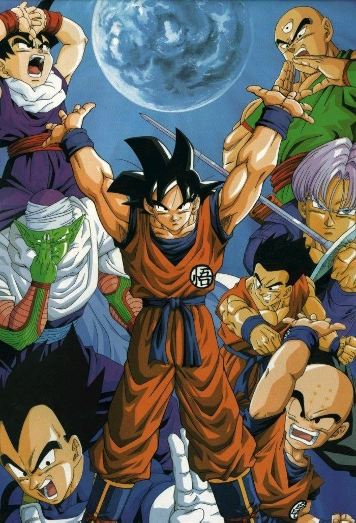 Dragon Ball Z Manga Deutsch