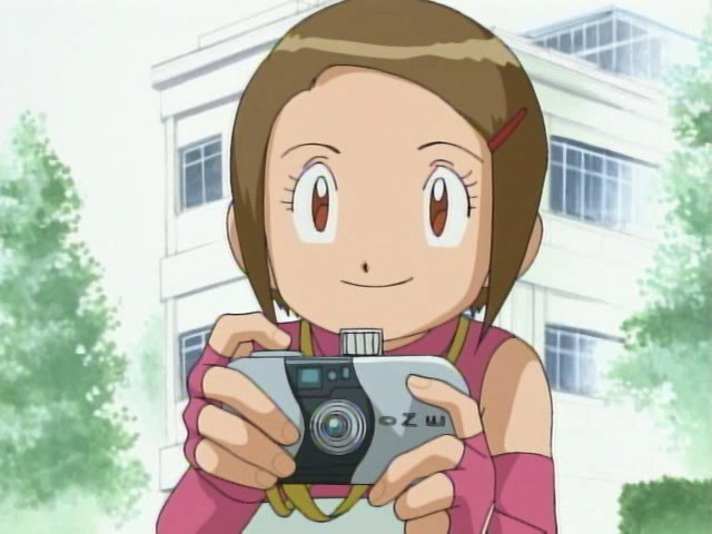 Kari Kamiya Japanese Anime Wiki Fandom Powered By Wikia