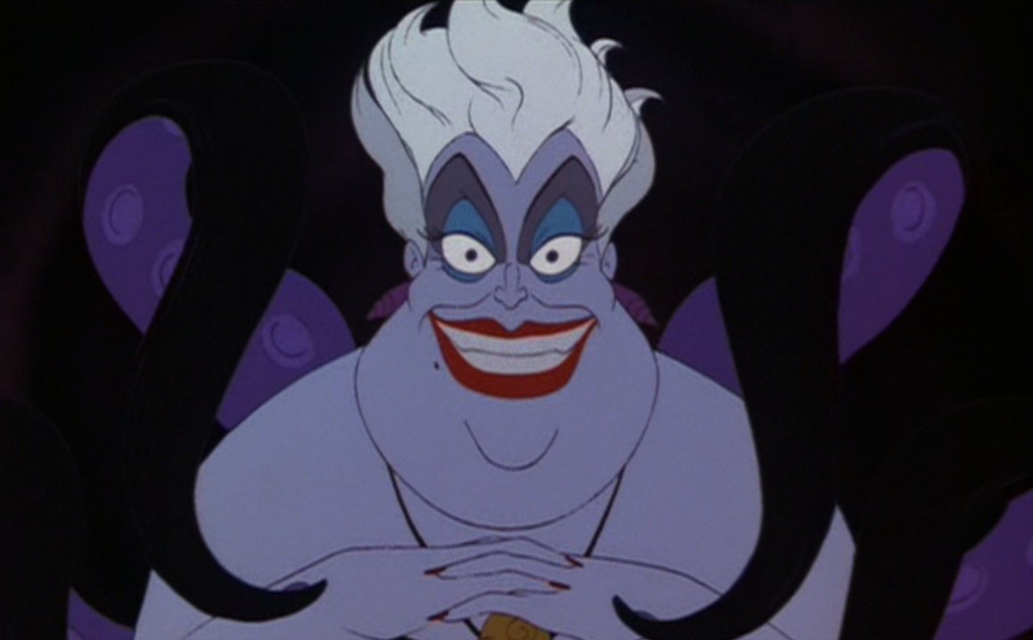 Uncategorized Ursula Mermaid ursula disneyvillainroleplay wiki fandom powered by wikia
