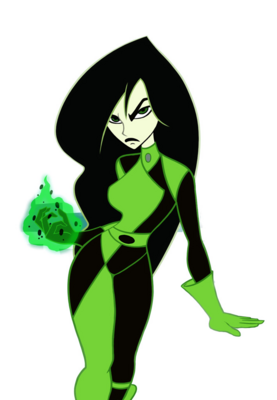 1000  images about Shego on Pinterest | Kim possible, Nicole ...