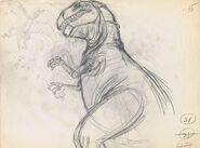Trex-sketch-6