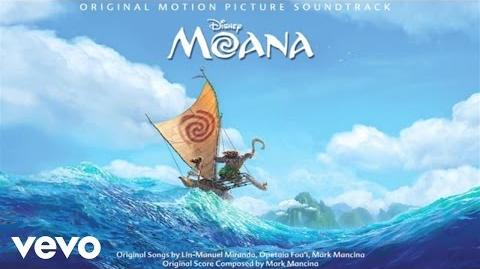 "Jemaine Clement - Shiny (From ""Moana"" Audio Only)"