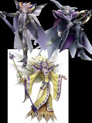 The Emperor Costumes