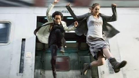 DIVERGENT- Look For it On Blu-ray & DVD August 5!