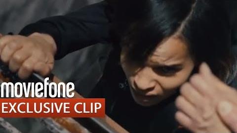 'Divergent' Exclusive Clip (2014) Shailene Woodley, Theo James, Miles Teller