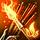 DOS Arrow Fire