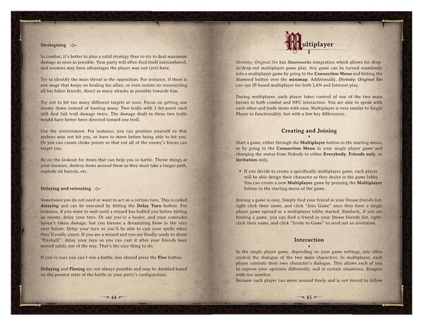 DOS Game Manual Page 23