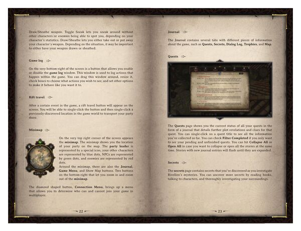 DOS Game Manual Page 12