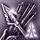DOS Arrow Silver
