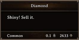 DOS Items Precious Diamond