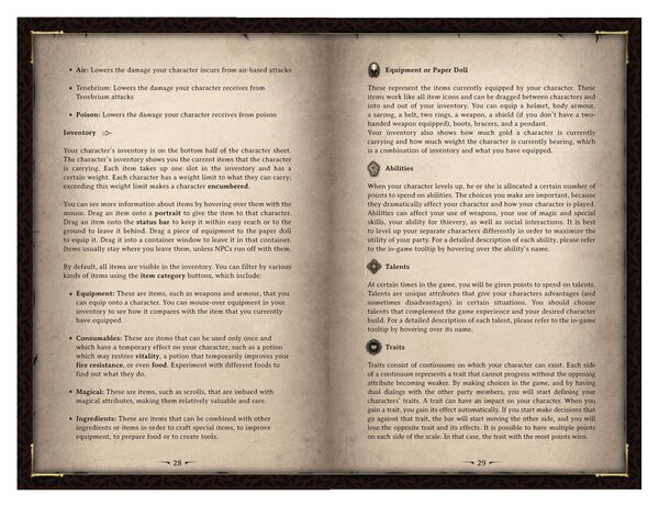 DOS Game Manual Page 15