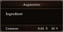 DOS Items CFT Augmentor