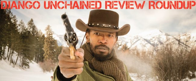Django unchained reviews